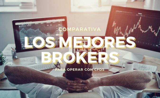 Mejores brokers para invertir en cfds
