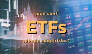 ¿Etfs que es un ETF en Bolsa?