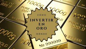 Como invertir en Oro físico - Invertirconcfd